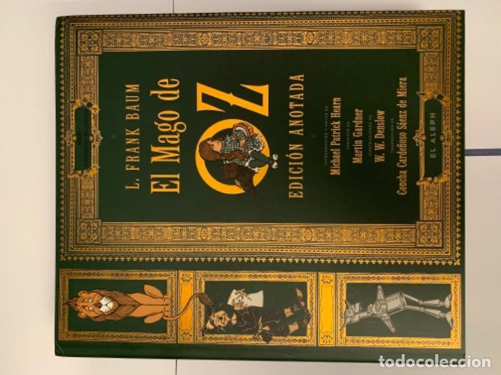 EL MAGO DE OZ. EDICIÓN COLECCIONISTA (Libros de Segunda Mano - Literatura Infantil y Juvenil - Novela)