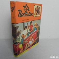 Libros de segunda mano: ELS HOLLISTER Nº 15 (I EL VELL VAIXELL) TORAY-1984 - EN CATALÁN. Lote 190409318