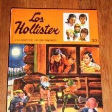 Libros de segunda mano: WEST, JERRY. LOS HOLLISTER Y EL MISTERIO DE LOS GNOMOS (LOS HOLLISTER ; 33) / ILUSTR. ANTONIO BORREL. Lote 191211073
