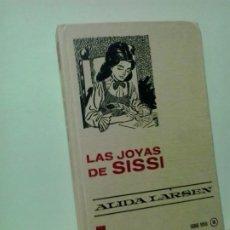Libros de segunda mano: LMV - LAS JOYAS DE SISI. ALIDA LARSEN. HISTORIAS SELECCIÓN BRUGUERA. Lote 191729537