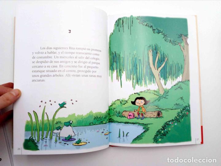 Libros de segunda mano: EL MUNDO DE RITA REALIDAD AUMENTADA 3D 2. GIGANTE (Mikel Valverde) Macmillan, 2011. CON CD. OFRT - Foto 4 - 192250047