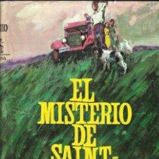 Libri di seconda mano: EL MISTERIO DE SAINT-SALGUE - PAUL BERNA - COLECCIÓN AVENTURA Nº 63 - EDITORIAL MOLINO, 1965.. Lote 193051795