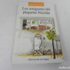 Libros de segunda mano: LOS AMIGUETES DEL PEQUEÑO NICOLÁS (SEMPÉ/GOSCINNY) CIRCULO DE LECTORES-1990. Lote 193425202