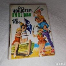 Libros de segunda mano: LOS HOLLISTER EN EL MAR. Lote 193786545