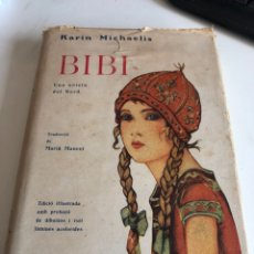 Libros de segunda mano: BIBI. Lote 194126013