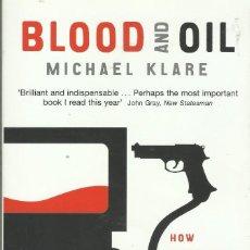 Libros de segunda mano: BLOOD EN INGLES. Lote 194254247