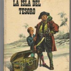 Libros de segunda mano: LA ISLA DEL TESORO. COLECCIÓN CRIS. EDITORIAL FHER, 1976. (ST/MG/BL3). Lote 194531317