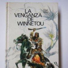 Libros de segunda mano: LA VENGANZA DE WINNETOU. MAY KARL. 1983. Lote 194669190
