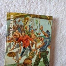 Libros de segunda mano: NOVELA LOS SOLITARIOS DEL OCEANO SALGARI GAHE 48 PERFECTO ESTADO. Lote 194728801