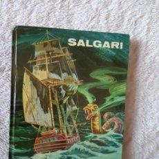 Libros de segunda mano: NOVELA EL BUQUE MALDITO SALGARI GAHE 47 PERFECTO ESTADO. Lote 194728957