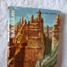 Libros de segunda mano: NOVELA EL REY DE LOS CANGREJOS SALGARI GAHE 46. Lote 194729131