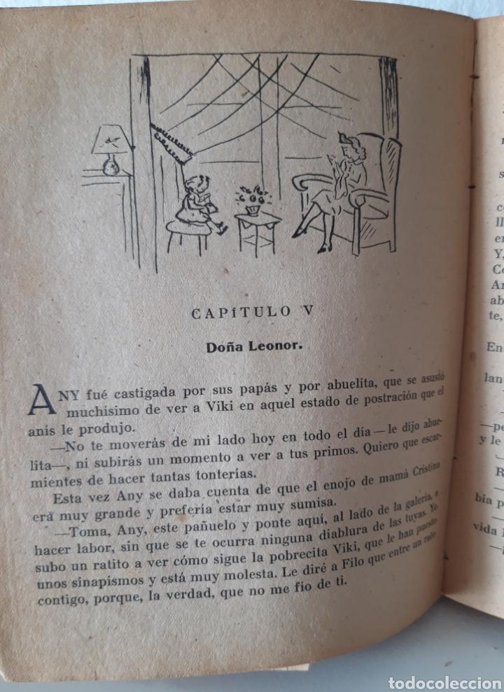 Libros de segunda mano: ELENA FORTÚN. CELIA EN EL MUNDO Y CELIA Y SUS AMIGOS. ED. AGUILAR 1943. DE REGALO, ANY ES FANTÁSTICA - Foto 11 - 194914446