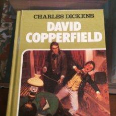 Libros de segunda mano: DAVID COPPERFIELD. COLECCIÓN HISTORIAS SELECCIÓN BRUGUERA 1984. Lote 194970448