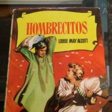 Libros de segunda mano: HOMBRECITOS. COLECCIÓN HISTORIAS SELECCIÓN BRUGUERA 1958. Lote 194970846