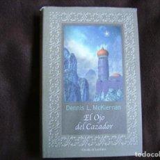 Libros de segunda mano: EL OJO DEL CAZADOR. Lote 195196447