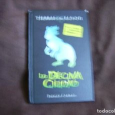 Libros de segunda mano: TIERRAS DE ELYON III. LA DÉCIMA CIUDAD. Lote 195196783