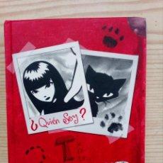 Libros de segunda mano: EMILY THE STRANGE - LOS DIAS PERDIDOS - 2009 - SM. Lote 195323087