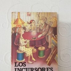 Libros de segunda mano: LOS INCURSORES, MARY NORTON, ALTEA JUNIOR, AVENTURAS/CLÁSICOS, Nº 66, 1997. Lote 195341853
