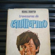 Libros de segunda mano: TRAVESURAS DE GUILLERMO DE RICHMAL CROMPTON. Lote 195384071