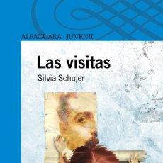Libros de segunda mano: LAS VISITAS SILVIA SCHUJER. Lote 195485987