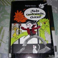 Libros de segunda mano: TODO CONTROLADO CHICOS , DAGMAR GEISLER , ANAYA. Lote 195494523