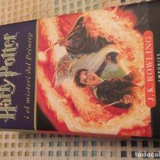 Libros de segunda mano: HARRY POTTER I EL MISTERI DEL PRINCEP EMPURIES 2006 LIBRO KREATEN. Lote 195503471