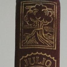 Libros de segunda mano: LA VUELTA AL MUNDO EN 80 DÍAS JULIO VERNE. Lote 196067196