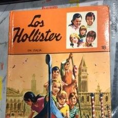Libros de segunda mano: LOS HOLLISTER EN ITALIA NÚMERO 18 ED. TORAY 1978. Lote 197172607