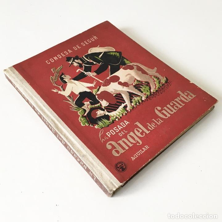 LA POSADA DEL ÁNGEL DE LA GUARDA - CONDESA DE SEGUR - AGUILAR EDITOR MADRID (Libros de Segunda Mano - Literatura Infantil y Juvenil - Novela)