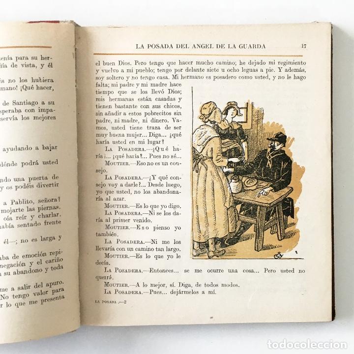 Libros de segunda mano: LA POSADA DEL ÁNGEL DE LA GUARDA - CONDESA DE SEGUR - AGUILAR EDITOR MADRID - Foto 5 - 197688988