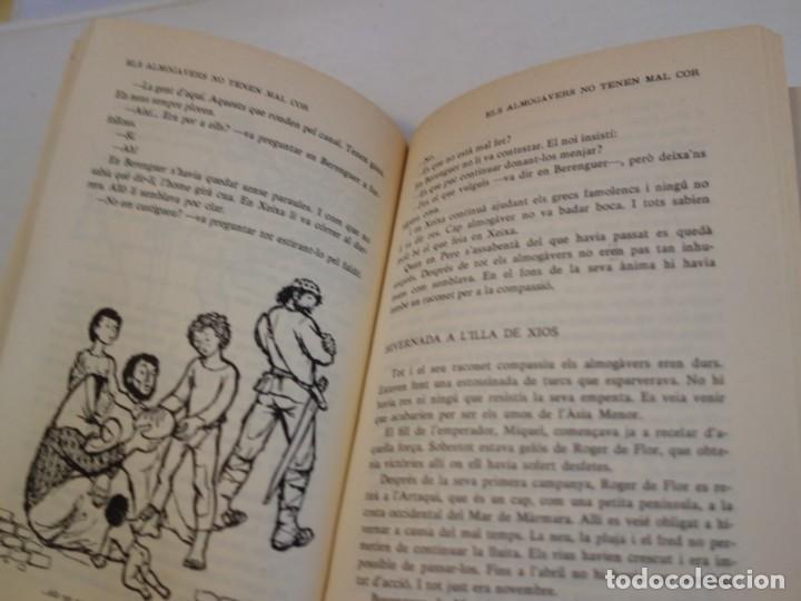 Libros de segunda mano: MARIA NOVELL. LES PRESONERES DE TABRIZ. PREMI FOLCH I TORRES 1966. ELS GRUMETS DE LA GALERA - Foto 3 - 197861170