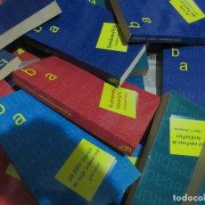 Libros de segunda mano: LOTE 33 NOVELAS BIBLIOTECA AVENTURAS. Lote 199172143