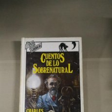 Libros de segunda mano: CUENTOS DE LO SOBRENATURAL - CHARLES DICKENS. ANAYA TUS LIBROS 113. Lote 199559703