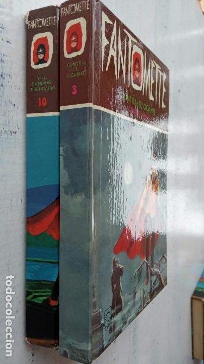 Libros de segunda mano: FATOMETTE NºS 3 Y 10 - Foto 2 - 200514920