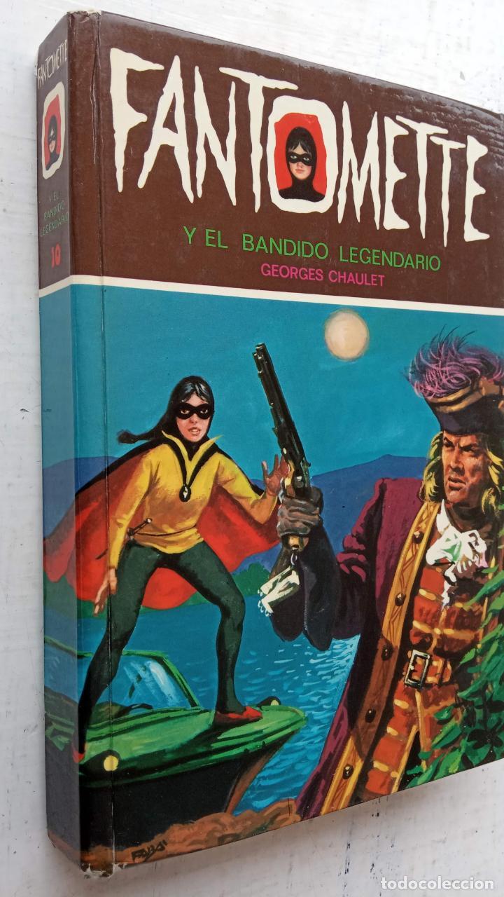 Libros de segunda mano: FATOMETTE NºS 3 Y 10 - Foto 4 - 200514920