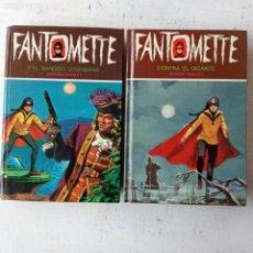 Libros de segunda mano: FATOMETTE NºS 3 Y 10. Lote 200514920