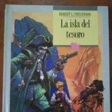 Libros de segunda mano: LA ISLA DEL TESORO. ROBERT L. STEVENSON. SUSAETA.. Lote 202114297