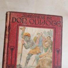 """Libros de segunda mano: ''AVENTURAS DE DON QUIJOTE II"""". Lote 202881888"""