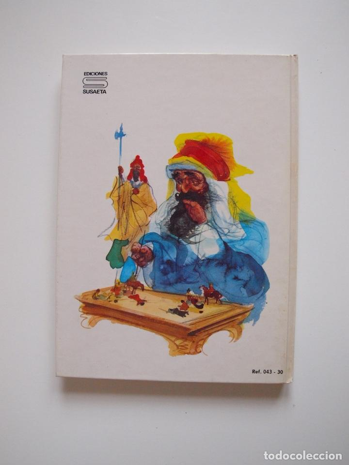 Libros de segunda mano: LEYENDAS DE LA ALHAMBRA - WASHINGTON - COLECCIÓN SAETA (Nº 30) - EDICIONES SUSAETA 1975 - Foto 8 - 203261473