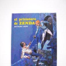Libros de segunda mano: EL PRISIONERO DE ZENDA - ANTHONY HOPE - COLECCIÓN SAETA Nº 100 - EDICIONES SUSAETA 1986. Lote 203273695