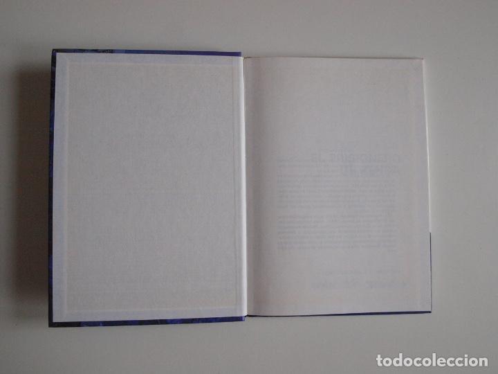 Libros de segunda mano: EL PRISIONERO DE ZENDA - ANTHONY HOPE - COLECCIÓN SAETA Nº 100 - EDICIONES SUSAETA 1986 - Foto 2 - 203273695