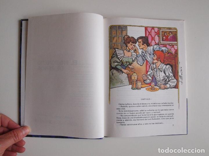 Libros de segunda mano: EL PRISIONERO DE ZENDA - ANTHONY HOPE - COLECCIÓN SAETA Nº 100 - EDICIONES SUSAETA 1986 - Foto 4 - 203273695
