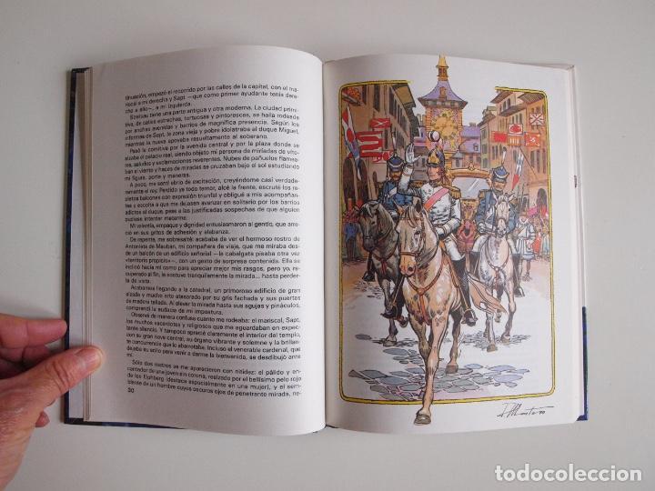 Libros de segunda mano: EL PRISIONERO DE ZENDA - ANTHONY HOPE - COLECCIÓN SAETA Nº 100 - EDICIONES SUSAETA 1986 - Foto 5 - 203273695