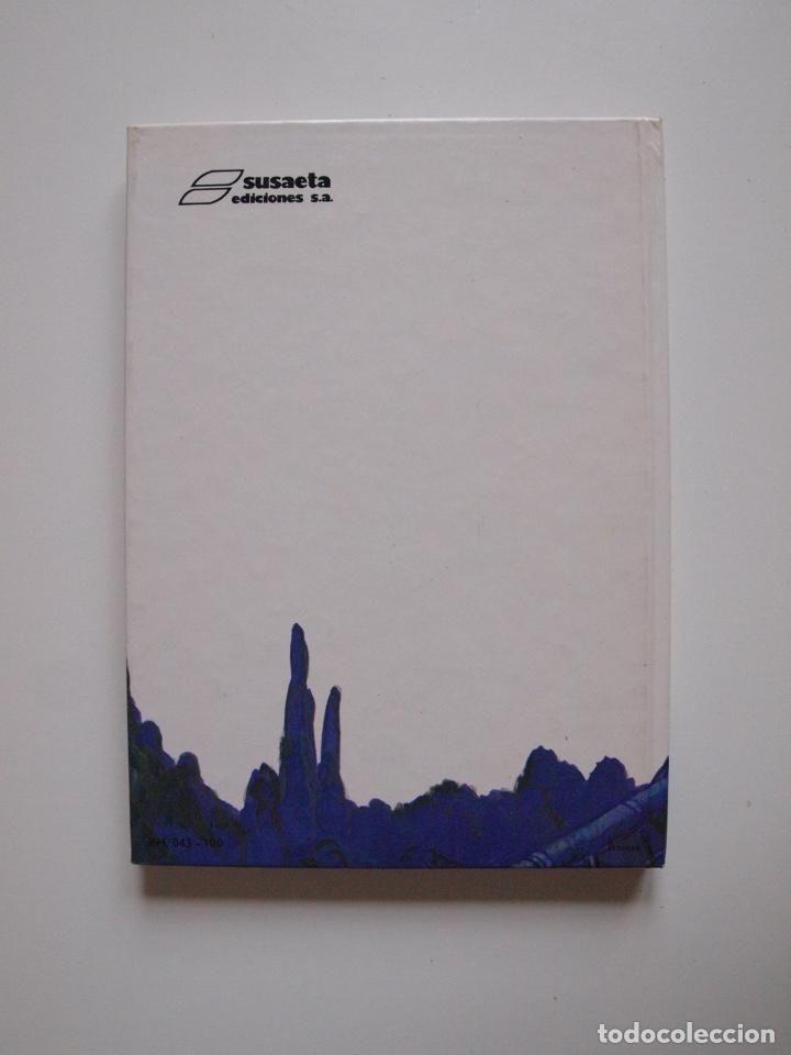 Libros de segunda mano: EL PRISIONERO DE ZENDA - ANTHONY HOPE - COLECCIÓN SAETA Nº 100 - EDICIONES SUSAETA 1986 - Foto 8 - 203273695