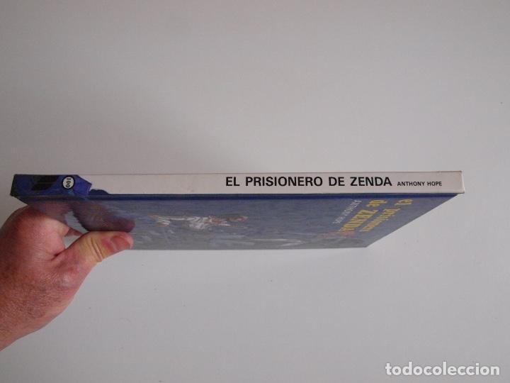 Libros de segunda mano: EL PRISIONERO DE ZENDA - ANTHONY HOPE - COLECCIÓN SAETA Nº 100 - EDICIONES SUSAETA 1986 - Foto 10 - 203273695