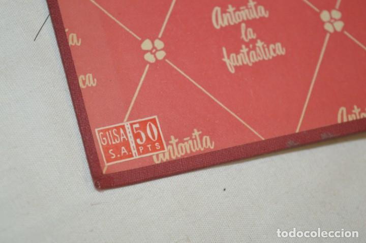 Libros de segunda mano: 1ª Edición 1955, ANTOÑITA la FANTÁSTICA, cumplió diez años / Borita Casas / Dibujos Zaragüeta, GILSA - Foto 8 - 203584845