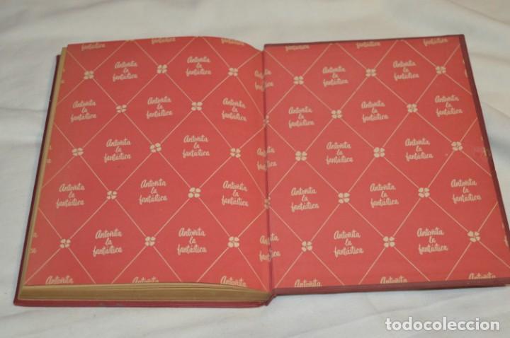 Libros de segunda mano: 1ª Edición 1955, ANTOÑITA la FANTÁSTICA, cumplió diez años / Borita Casas / Dibujos Zaragüeta, GILSA - Foto 11 - 203584845