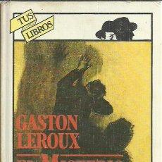 Libros de segunda mano: GASTON LEROUX-EL MISTERIO DEL CUARTO AMARILLO.TUS LIBROS 2.ANAYA.1993.. Lote 204206737