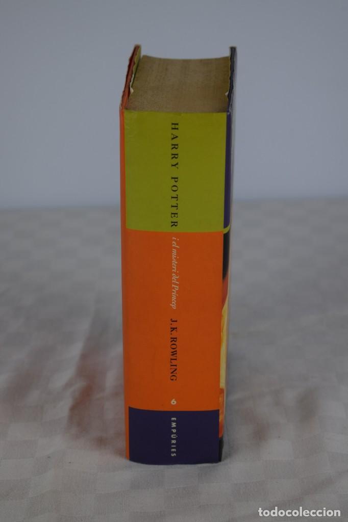 HARRY POTTER I EL MISTERI DEL PRINCEP (Libros de Segunda Mano - Literatura Infantil y Juvenil - Novela)