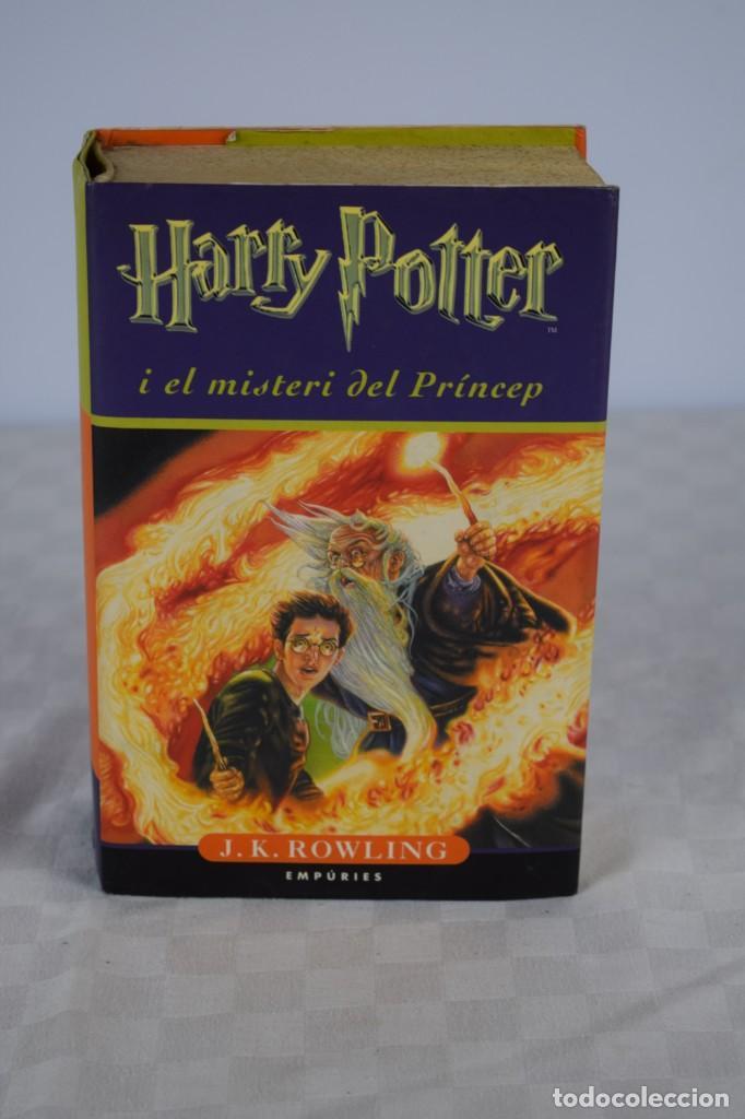 Libros de segunda mano: HARRY POTTER I EL MISTERI DEL PRINCEP - Foto 3 - 205118997